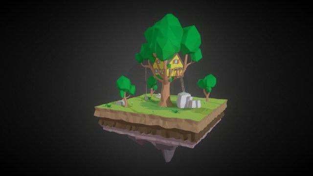 Treehouse [WLP series #5] 3D Model