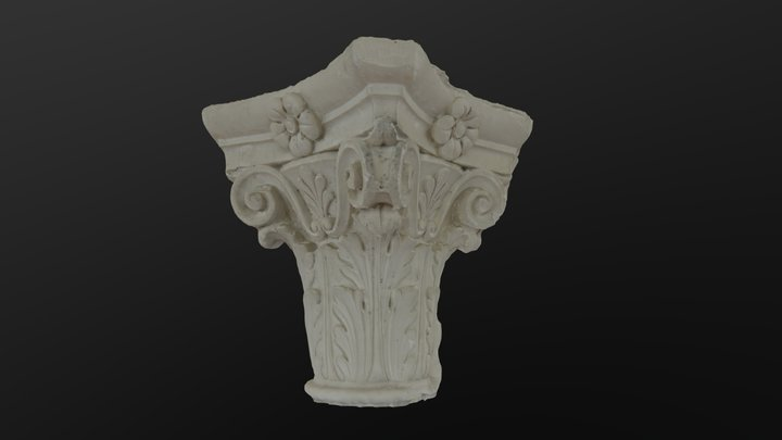 Capitello 3D Model