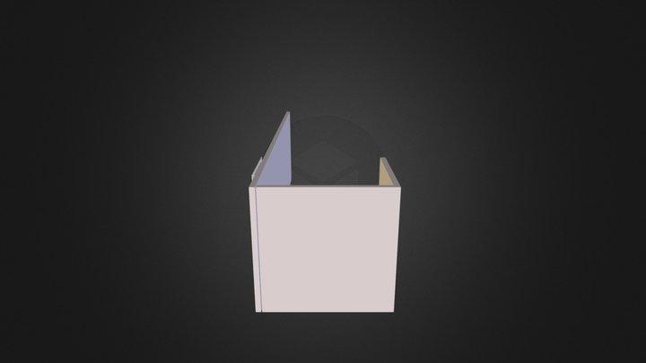 RG_Doors_ExplanationModel 3D Model