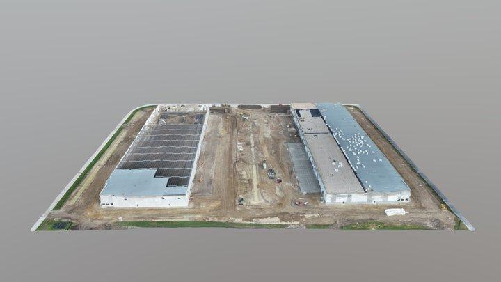 Hillwood Buildings 3 & 4 - 10-26-2019 3D Model