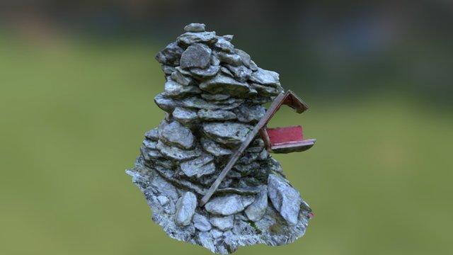 Varde/Cairn 3D Model