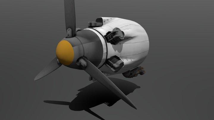 HLEP 3D Model
