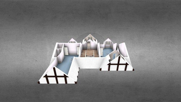Third floor exsample1 3D Model