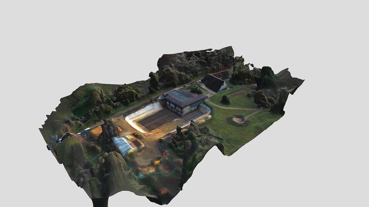 Chantier UTB/JAKODUR 3D Model