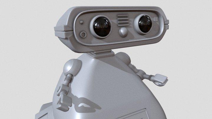 My robot OMS-B 3D Model