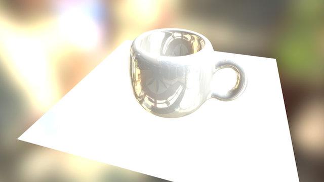 Mug Mug an 3D Model