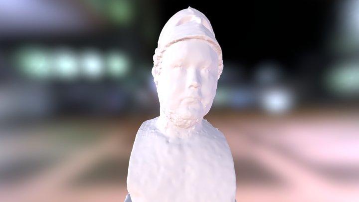 Portrait of Pericles (Art Institute of Chicago) 3D Model