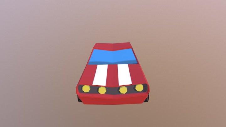 Cotxe1 3D Model