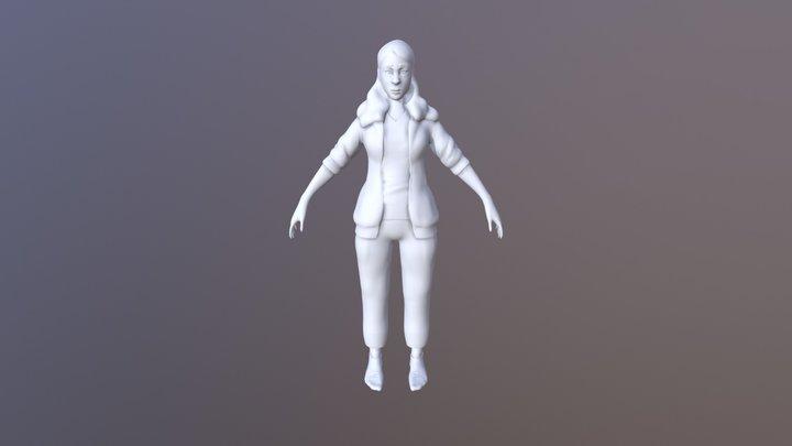 Mini Me - Sculpt 3D Model