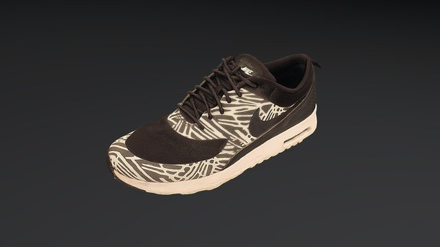 Another old shoe of mine 3D Model