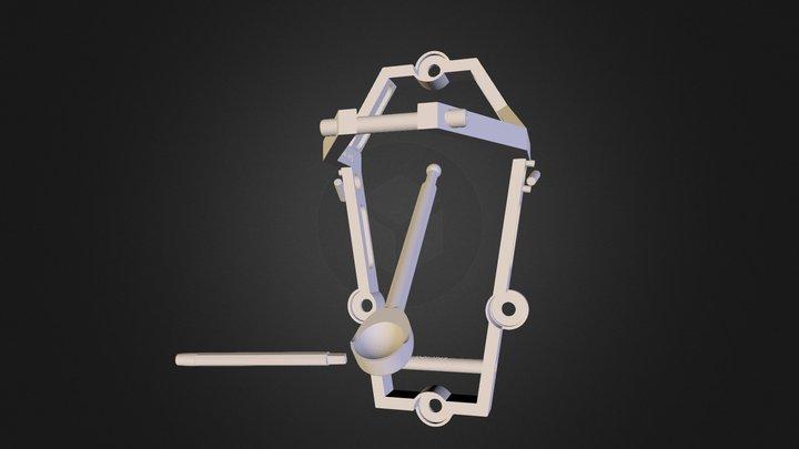 Cadd150 Caddapult 3D Model