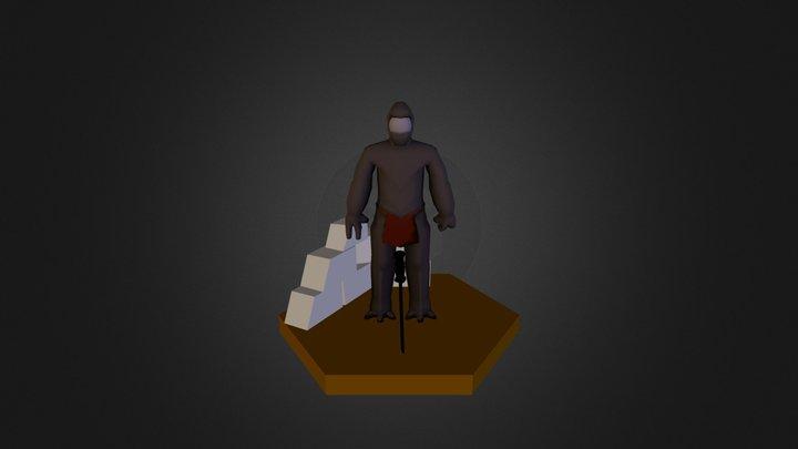 Warman 3D Model
