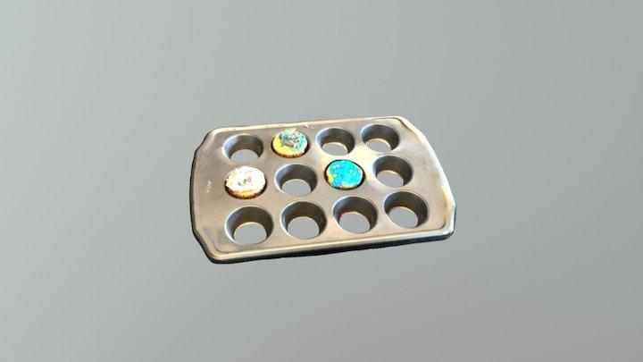 Cupcakes 3D Model