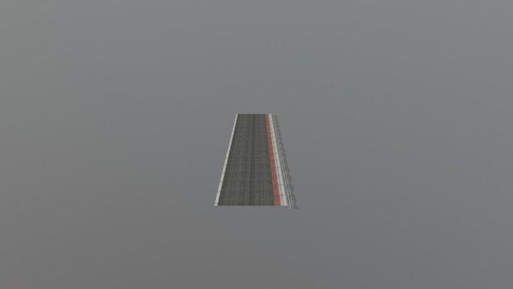 Sidewalk 3D Model