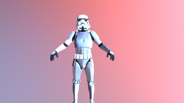 Stormtrooper (Star Wars) 3D Model