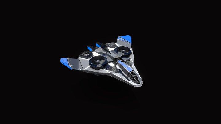 Lancet | T2 Torpedo Bomber 3D Model