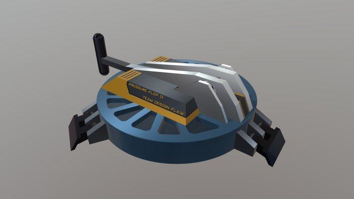 Pressure Flop II 3D Model