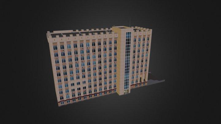 Pemza_House_1.zip 3D Model