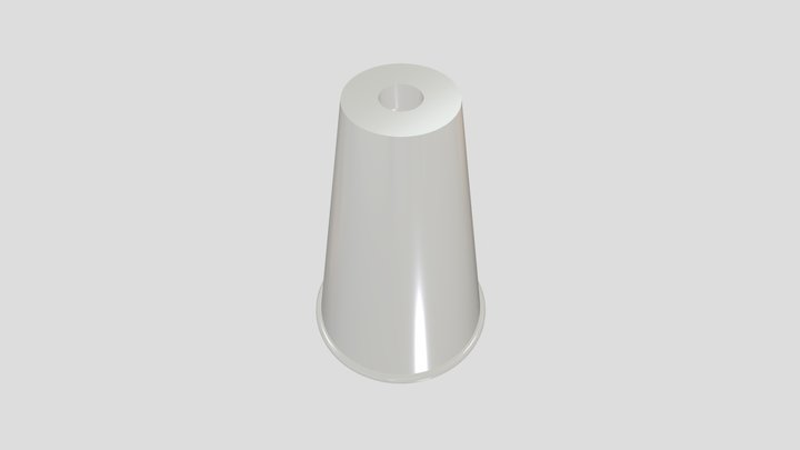 Cone for window blinds 3D Model