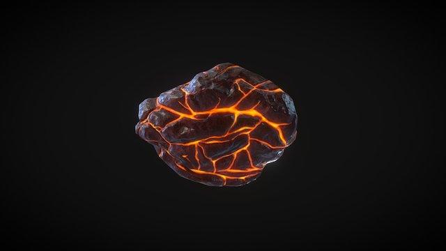 Hot Potato 3D Model