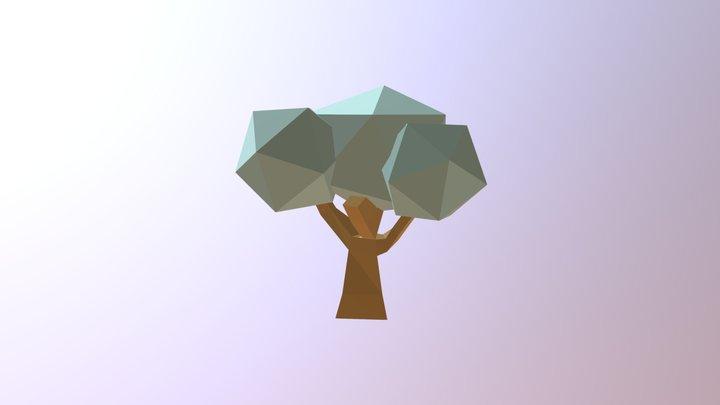 Tree A 3D Model