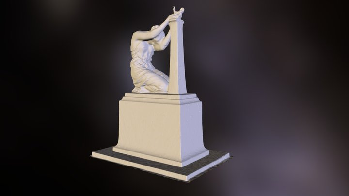 Sculpture Study 1 3D Model