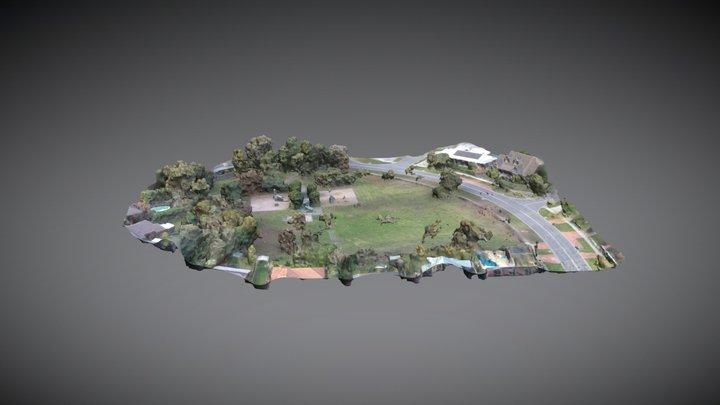 Park Near our house 3D Model