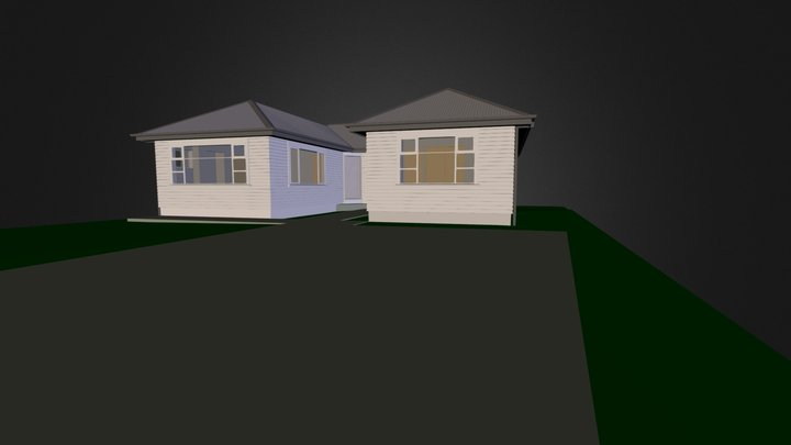 GTA1304 3D Model