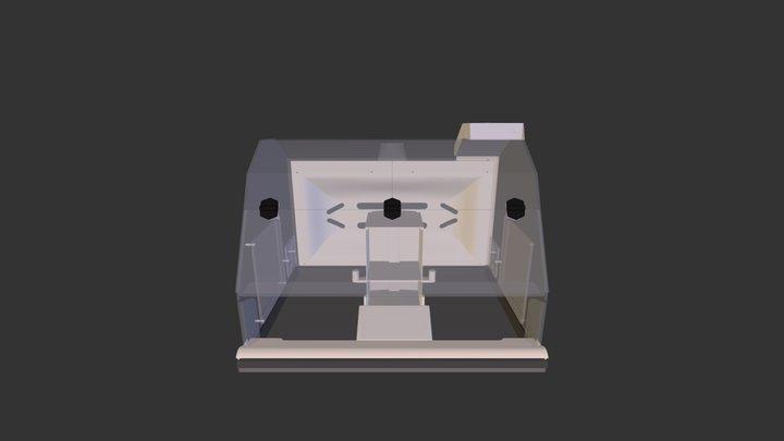 ST1 - 900  3D Model