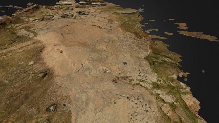 Gobekli Tepe 3D Model