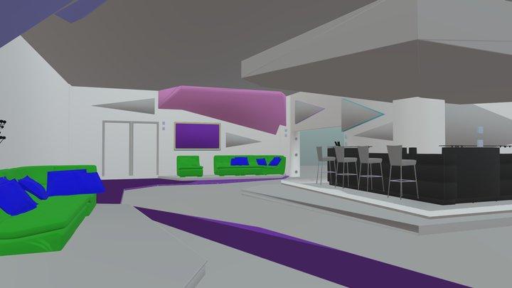 Skalodrom Nastya 3D Model