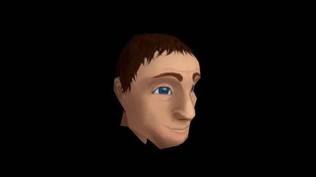 Dude 3D Model
