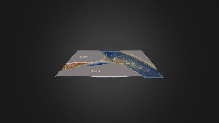 SS 3d Depth Map 3D Model