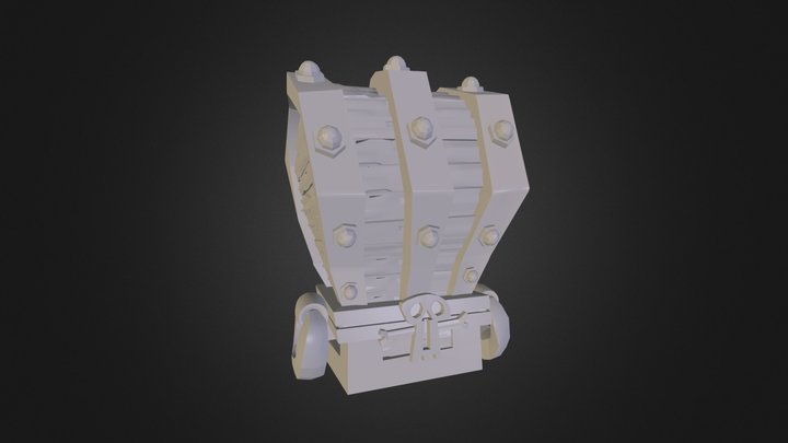 Proop Chest 3D Model