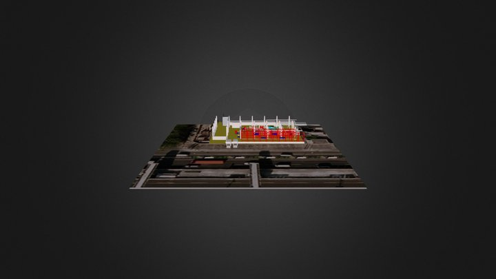 NDLSCAT 3D Model