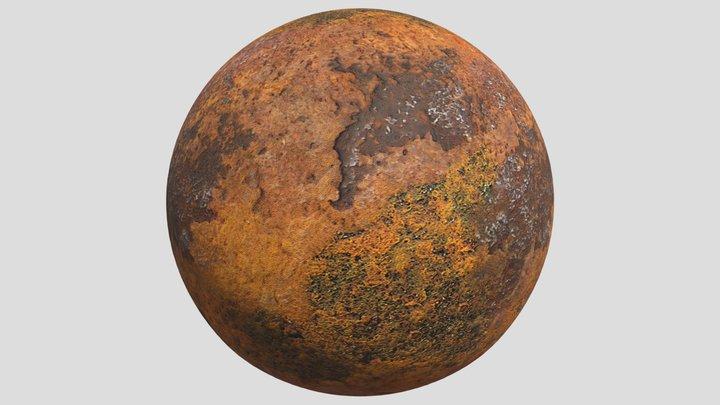 Rust05 3D Model