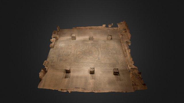 Bet Alpha Synagogue 3D Model