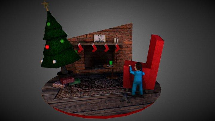 Waiting_UCAC4 3D Model
