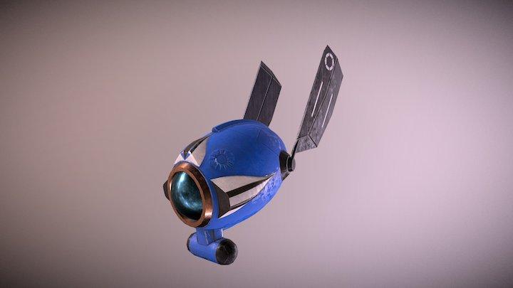 Drone 1 workflow test 3D Model