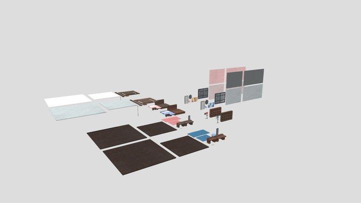 Alt_Modular Props Project 3D Model