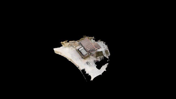Aula Naturaleza Veracruz 02 Simplified 3d Mesh 3D Model
