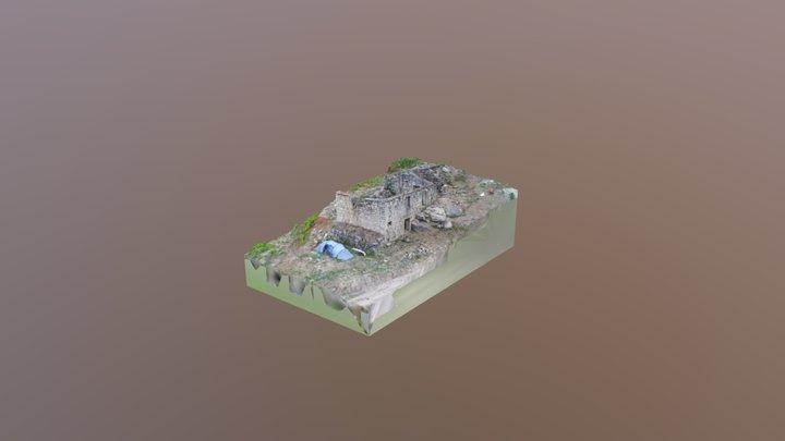 Ruin 2 3D Model