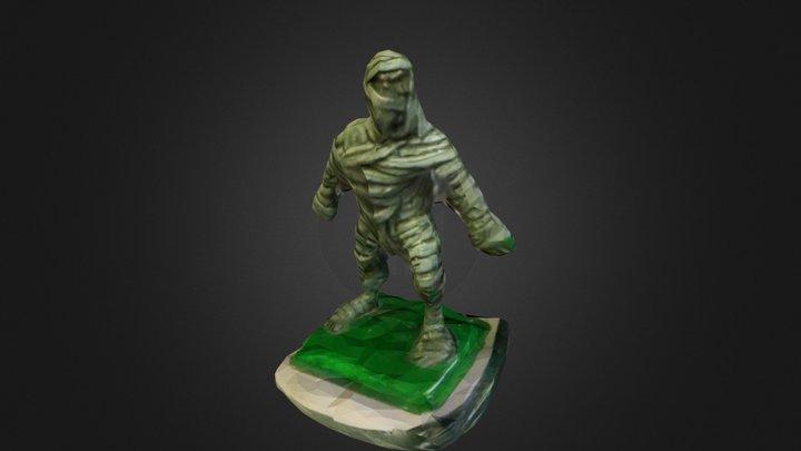 HobbyVR Mummy 3D Model