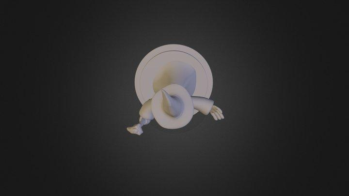 Jack Magician4 3D Model