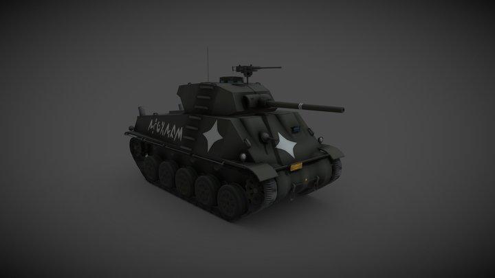 T-41 3D Model