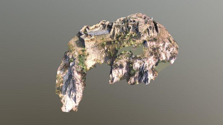 10_3 - Sirok - Várhegy - H6c 3D Model