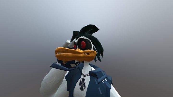 Lobo the duck 3D Model