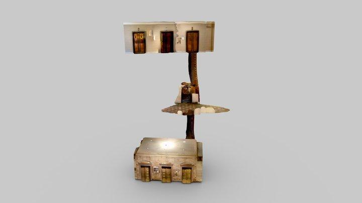 Hotel 02 3D Model