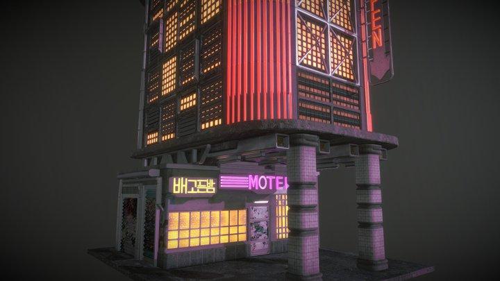 Building_1 3D Model
