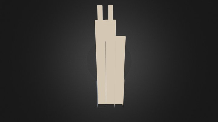 Willis Tower 3D Model